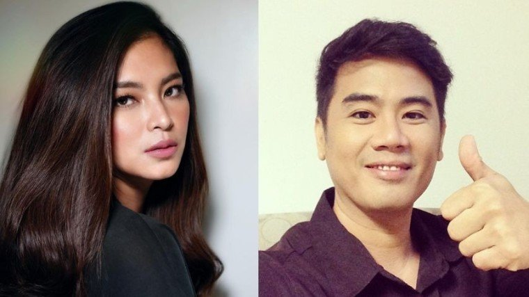 PHOTOS: @therealangellocsin (L) & @jimmybondoc (R) on Instagram