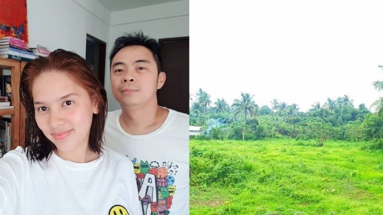 Chito Miranda is proud of his wife, Neri, for buying a 6000 square meter land from her business earnings! He also challenged himself to buy an even bigger land in the future!