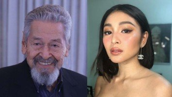 Eddie Garcia and Nadine Lustre are Gawad Urian's best actor/best actress this year!