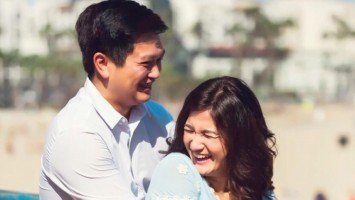Camille Prats' birthday greeting to her husband is the sweetest thing you'll read today!