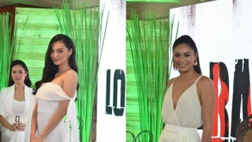 Kylie Verzosa and Maxine Medina clarifies spitting issue, says they are both good friends again