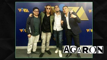 Waray rap/hip-hop group Agaron inks contract with Viva Records