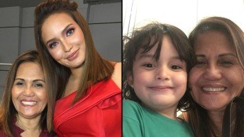 Sarah Lahbati's mom in recovery after drowning accident in Siargao