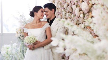 Exclusive: Becoming Mrs. Gutz (Sarah Lahbati's first interview after her wedding)