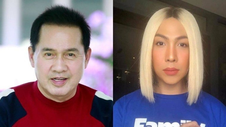 PHOTOS: @ApolloQuiboloy & @vicegandaofficialph on Facebook