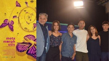2019 Cinema One Originals entry Metamorphosis not approved by MTRCB for public viewing says director Tiglao on Twitter