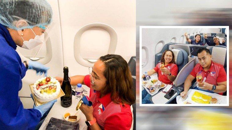 PHOTOS: Philippine Airlines Facebook