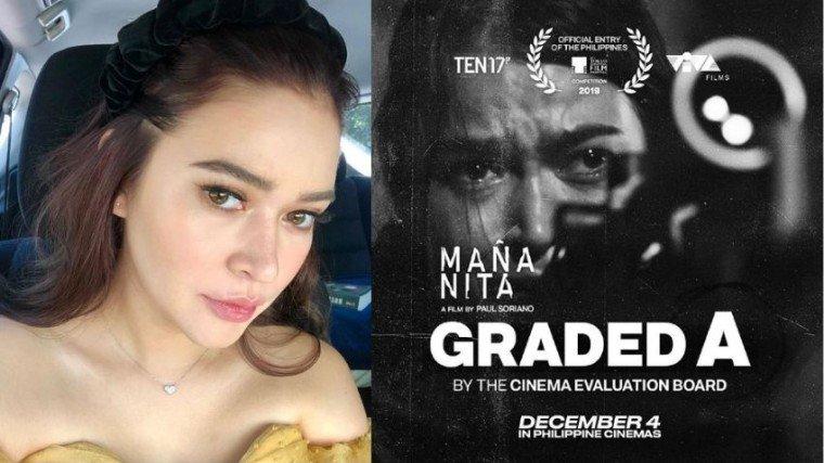 """""""Talagang naintindihan po nila and ninamnam po talaga nila ang pelikula."""" - Bela Padilla"""