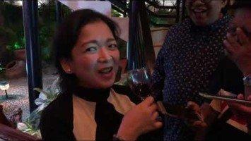 WATCH: Harlene, nagyaya nalang ng inuman kesa umamin sa lovelife