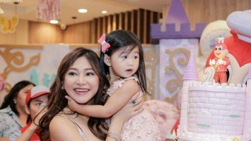LOOK: Rufa Mae Quinto throws princess-themed party for daughter Alexandria