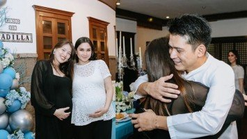 IN PHOTOS: Mariel Rodriguez and Robin Padilla host Kylie Padilla's cozy baby shower!