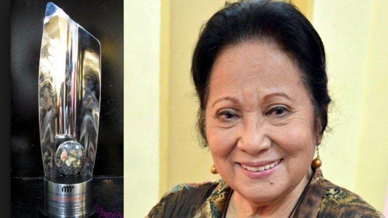 Ms. Gloria Sevilla, pararangalan sa 42nd Gawad Urian bukas