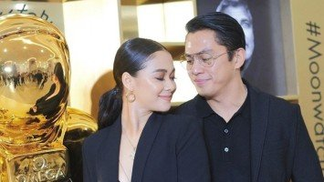 Maja Salvador wishes to spend the rest of her life with beau Rambo Nuñez