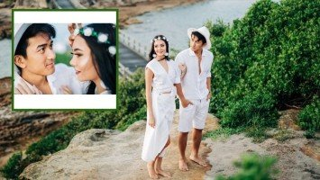"Makisig Morales's wife Nicole Joson pens sweet wedding message: ""I am yours and you are mine."""