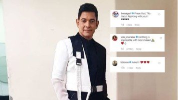 Gary V is cancer free! Colleagues spread positive messages