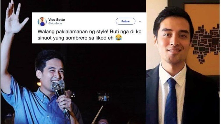 PHOTOS: @vicosotto on IG & screenshot from Vico Sotto's twitter