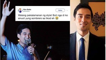Netizens love Mayor Vico Sotto's good humor on Twitter