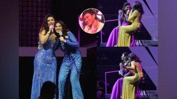 Sarah, maraming beses na-punchline ng Ate Regine niya tungkol kay Matteo sa Unified concert