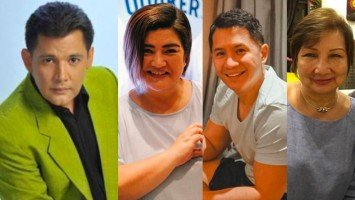 Pika's Pick: Nadia Montenegro, Chuckie Dreyfus, and Aster Amoyo join hands in setting up a Give Assistance Account for their colleague John Regala, who is suffering from liver cirrhosis