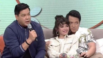 Martin Nievera accepts KZ Tandingan and TJ Monterde's request to be their wedding ninong