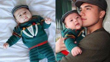 Itinagong Baby Jude nina Janella Salvador at Markus Paterson, magaang tinanggap ng publiko