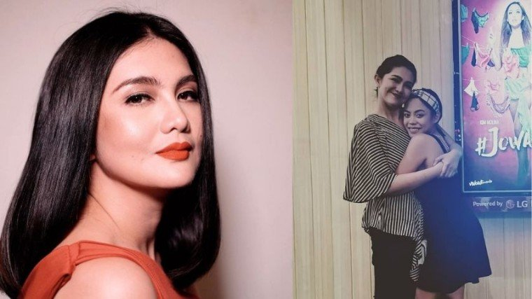Dimples Romana pens sweet message to Kim Molina after she received a handwritten letter from her.
