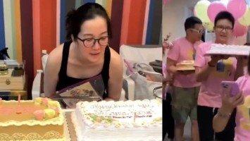 Pika's Pick: Kris Aquino gets a surprise birthday asalto treat from sons Joshua and Bimby; early socmed wellwishers include Jinkee Pacquiao, Kim Chiu, and Marian Rivera