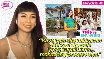 """This is Showbiz #40: """"Crossover Queen"""" Glaiza de Castro at ang bunga ng kanyang mga pagsisikap"""