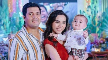 Divine Lee's son Baz turns 1 with Mexican-themed party