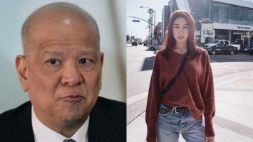 """Tycoon Ramon Ang says linking him to Julia Barretto is """"malicious.""""; says these kinds of issues won't help the country progress"""