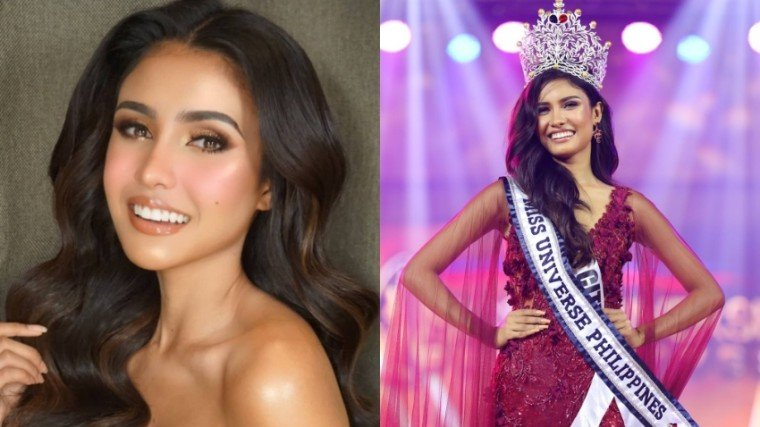 PHOTOS: @rabiyamateo (L) and @themissuniverseph (R) on Instagram
