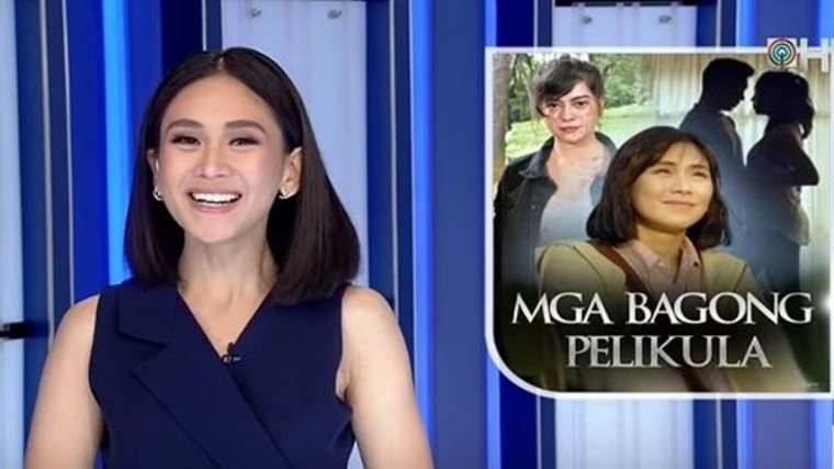 Unforgettable star Sarah Geronimo was last night's Star Patroller for the entertainment portion of TV Patrol! Watch out how she did by scrolling down below!