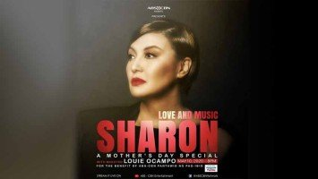 """Pika's Pick: Megastar Sharon Cuneta """"stages"""" Mother's Day fundraiser concert on May 10"""