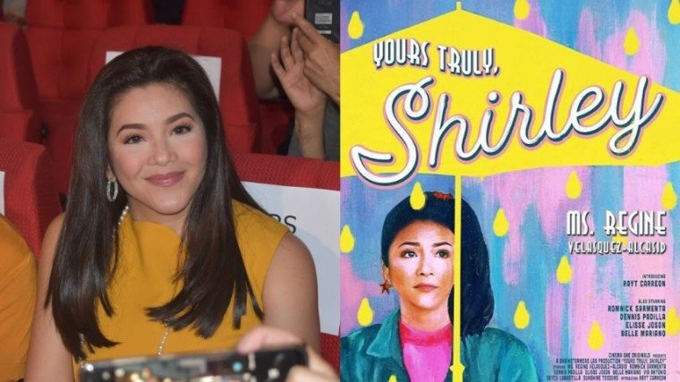 Regine Velasquez, gustong mag-back out bago pa mag-taping sa film project for Cinema One na Yours Truly, Shirley? Know more by scrolling down below!