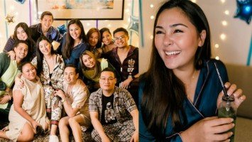 IN PHOTOS: Gwen Zamora's slumber-themed party baby shower!