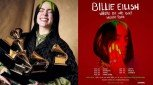 Eighteen-year-old singer Billie Eilish, naghakot sa Grammys