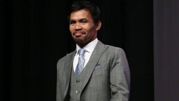 Manny Pacquiao will run for president in 2022 claims ex-promoter Bob Arum; Netizens react negatively and resurface his remark on LGBTs