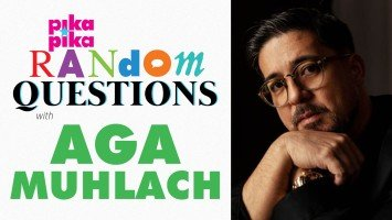 Aga Muhlach answers Random Questions from Pikapika!