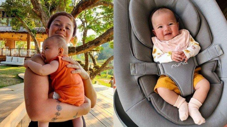 Andi Eigenmann and Philmar Alipayo celebrate daughter Lilo's baby milestone!