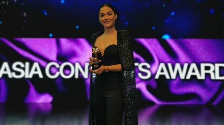 Congratulations are in order for Maja Salvador who recently bagged the award for Best Actress at the 1st Asian Contents Award in Busan, South Korea!