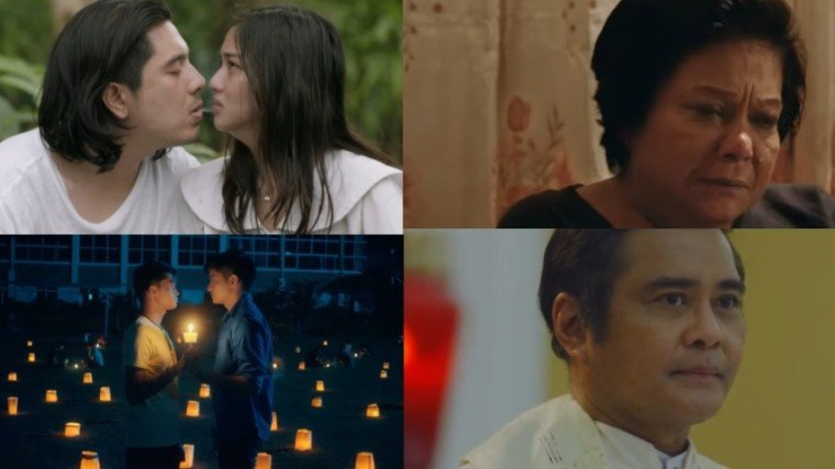Check out this year's entries for the Metro Manila Film Festival.