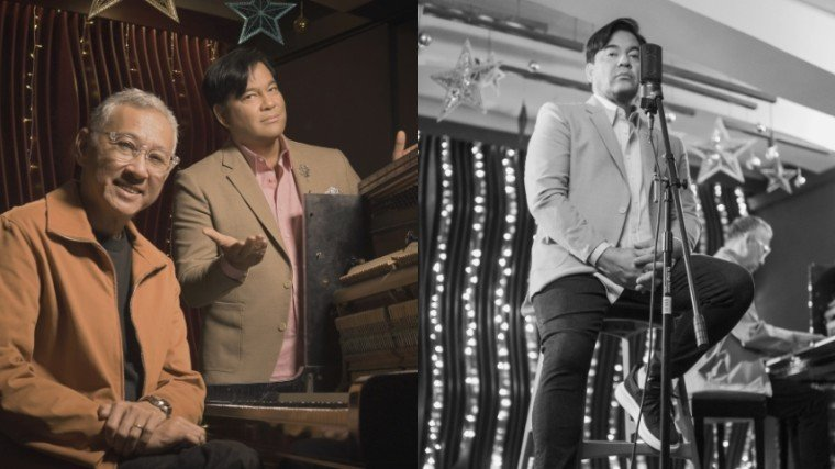 Martin Nievera has a Christmas song about the new normal!