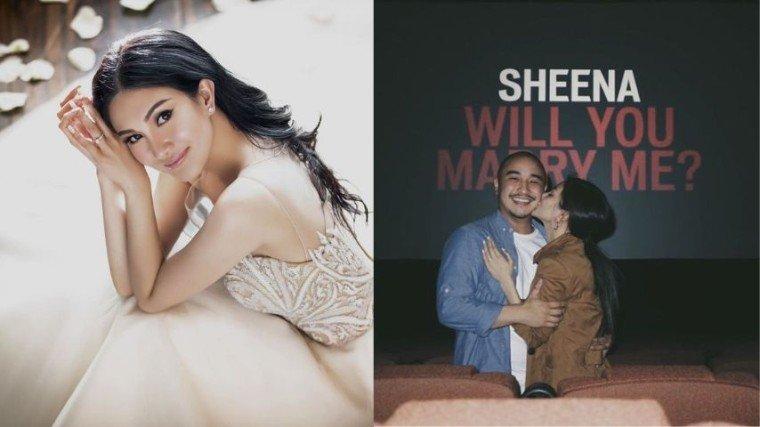 Sheena dropped her wonderful prenup teaser!
