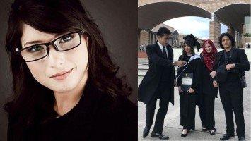 Robin Padilla's daughter Zhen graduates from film course in Australia