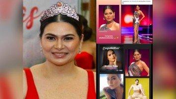 Aiko Melendez, sinakyan ang paghahambing sa kanila ni Miss Universe winner, Andrea Meza