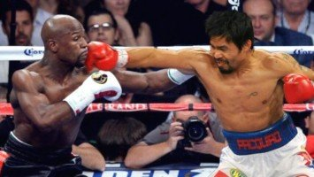 Manny Pacquiao slams Floyd Mayweather; challenges him for a rematch
