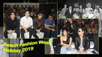 Filipino creativity triumphs in Bench Fashion Week Holiday 2019!