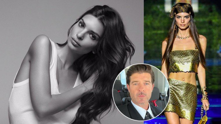 American Supermodel Emily Ratajkowski recounts singer Robin Thicke's alleged breast-groping incident that happened in 2013 in her upcoming debut book, My Body.
