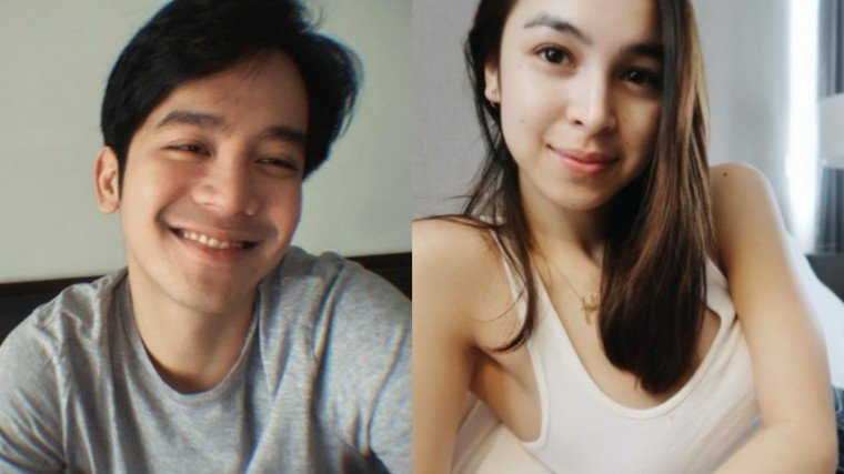 Joshua Garcia told the press during the virtual conference for Love Unlock: E-numan that there has been no awkwardness between him and ex-girlfriend Julia Barretto during shooting and ever after their break-up.