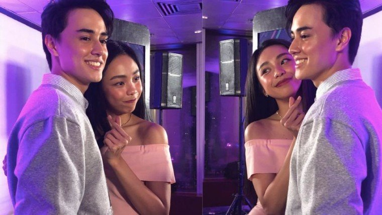 Maymay Entrata and Edward Barber are hosting the recently launched global online singing competition, Star Hunt Global Showdown.
